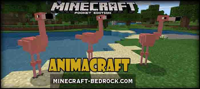 Мод AnimaCraft 1.9 & 1.8