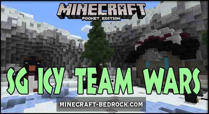 Карта SG Icy Team Wars [Мини игра] [PvP]