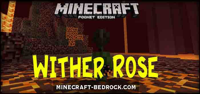 Мод Wither Rose 1.9