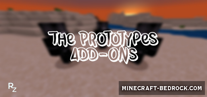 Мод The Prototypes 1.11