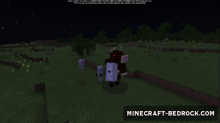 Мод Mythical Creatures 1.11