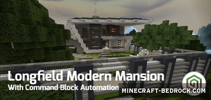 Карта Longfield Modern Mansion [Выживание]
